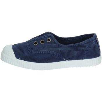 Zapatos Niños Zapatillas bajas Cienta 70777 Azul