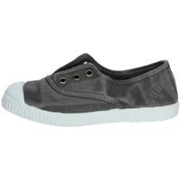 Zapatos Niños Zapatillas bajas Cienta 70777 Gris
