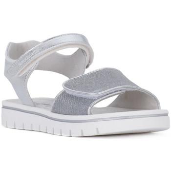 Zapatos Niña Sandalias Nero Giardini MP NERO GIARDINI  NOTURNO GHIACCIO Bianco