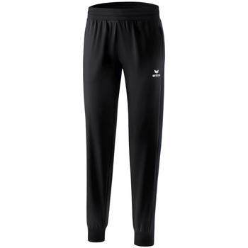 textil Mujer Pantalones de chándal Erima Pantalon présentation femme  Premium One 2.0 noir