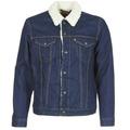 textil Hombre chaquetas denim Levi's TYPE 3 SHERPA TRUCKER Rockridge / Trucker