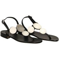Zapatos Mujer Sandalias Paolo Ferrara LO STILE DI CAPRI Negro