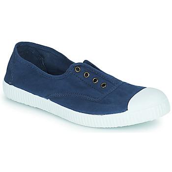 Zapatos Mujer Zapatillas bajas Victoria 6623 Marino