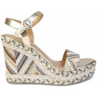 Zapatos Mujer Sandalias Sommits 4661 taupe taupe