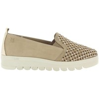Zapatos Mujer Slip on 24 Hrs 23572 taupe taupe