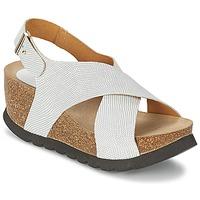 Zapatos Mujer Sandalias Ganadora SARA Blanco