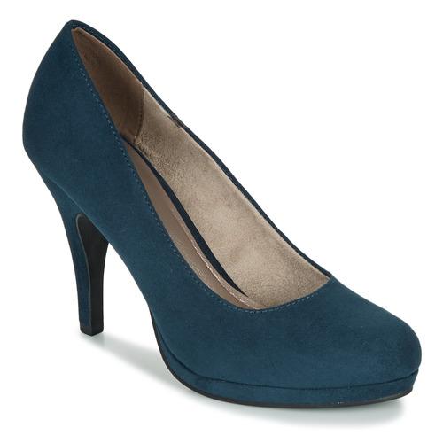 Zapatos Mujer Zapatos de tacón Tamaris VALUI Marino