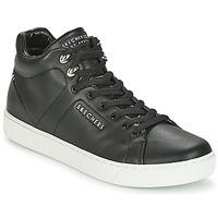 Zapatos Mujer Zapatillas altas Skechers PRIMA Negro