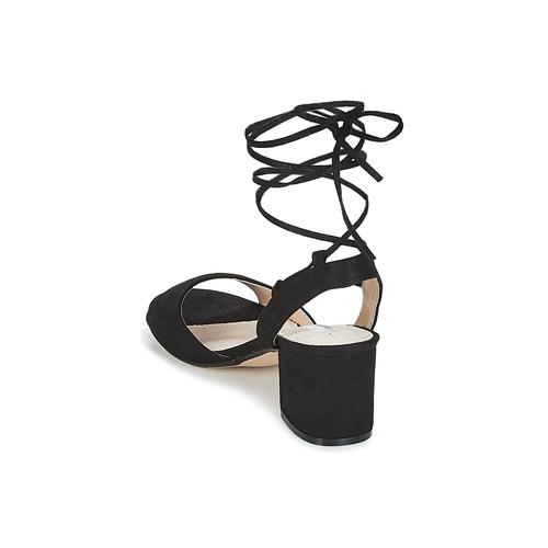 Zapatos Negro Nadriev Sandalias Mujer Xti LR4A35j