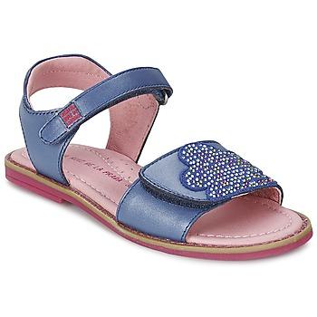 Zapatos Niña Sandalias Agatha Ruiz de la Prada MISS PONZA Azul