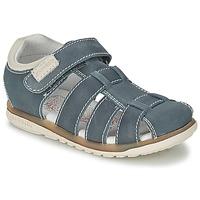 Zapatos Niños Sandalias Garvalin SANDALIAS BOY Azul
