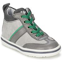 Zapatos Niños Zapatillas altas Acebo's ABARNE Gris