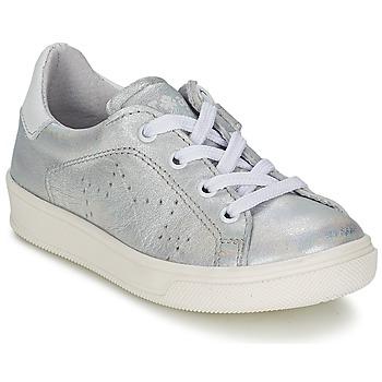Zapatos Niña Zapatillas bajas Acebo's GAILA Plateado