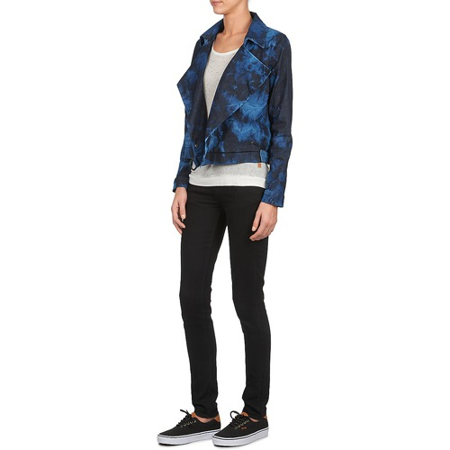 Cazadoras Textil Nikita Azul Bay Mujer Lj543AR