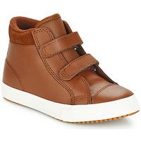 Zapatos Niños Zapatillas altas Converse CHUCK TYLOR ALL STAR AV PC BOOT - HI Brown