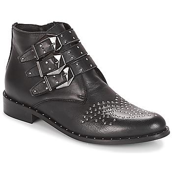 Zapatos Mujer Botas de caña baja Sweet Lemon ELUCY Negro