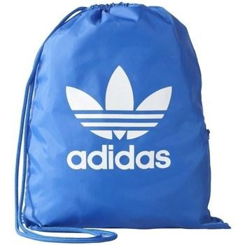Bolsos Bolsos adidas Originals Gymsack Trefoil Azul