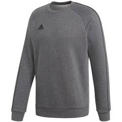 textil Hombre sudaderas adidas Originals CORE18 SW Top Gris