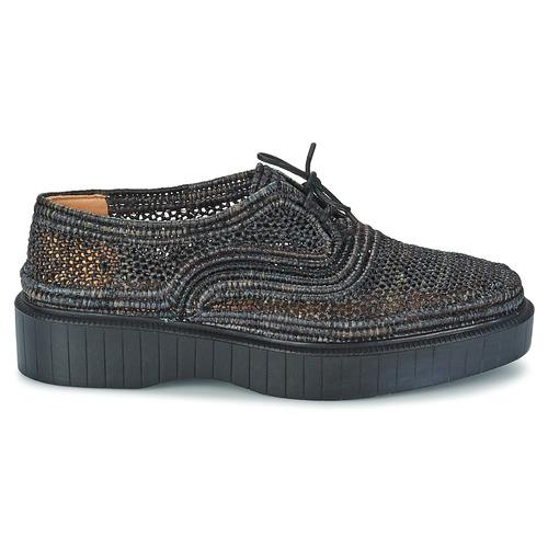 Zapatos Derbie Pocoi Robert Negro Clergerie Mujer w0P8nOymNv