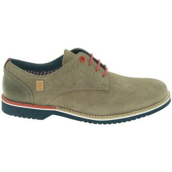 Zapatos Hombre Derbie T2in R-3095 taupe taupe