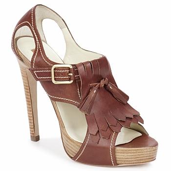 Zapatos Mujer Sandalias Rupert Sanderson MANON Cuero