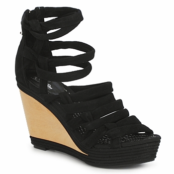 Zapatos Mujer Sandalias Belle by Sigerson Morrison APACHE HI Negro