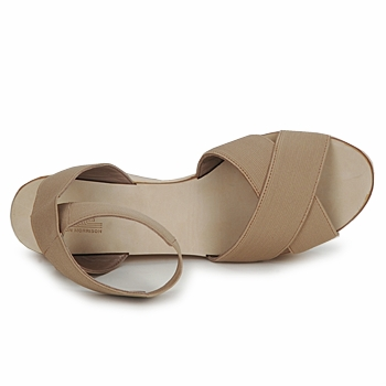 Belle by Sigerson Morrison ELASTIC Nude