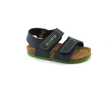 Zapatos Niños Sandalias Grunland GRU-CCC-SB0802-BL Blu