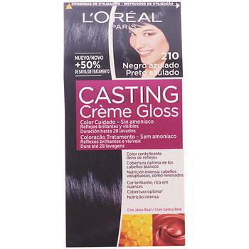 Belleza Tratamiento capilar L'oréal Casting Creme Gloss 210-negro Azulado 1 u