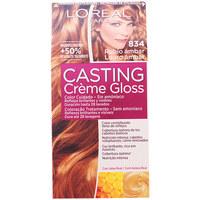 Belleza Fijadores L'oréal Casting Creme Gloss 834-rubio Ámbar 1 u