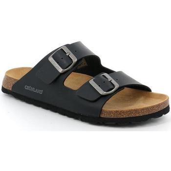 Zapatos Hombre Zuecos (Mules) Grunland DSG-CB3013 NERO