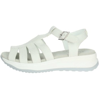 Zapatos Mujer Sandalias Agile By Ruco Line Agile By Rucoline  128(49-A) Sandalias Mujer Gris hielo Gris hielo
