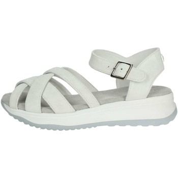 Zapatos Mujer Sandalias Agile By Ruco Line Agile By Rucoline  149(52-A) Sandalias Mujer Gris hielo Gris hielo