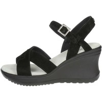 Zapatos Mujer Sandalias Agile By Ruco Line Agile By Rucoline  1871(41-A) Sandalias Mujer Negro Negro