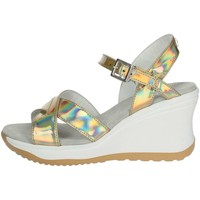 Zapatos Mujer Sandalias Agile By Ruco Line Agile By Rucoline  1871(42-A) Sandalias Mujer Oro Oro