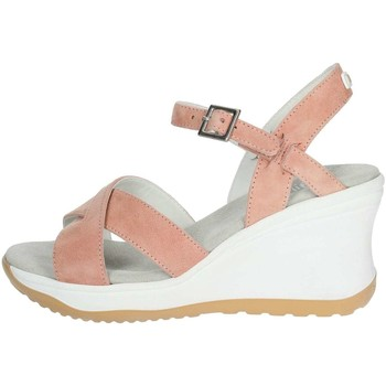 Zapatos Mujer Sandalias Agile By Ruco Line Agile By Rucoline  1871(44-A) Sandalias Mujer Rosa polvo Rosa polvo