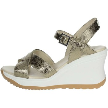 Zapatos Mujer Sandalias Agile By Ruco Line Agile By Rucoline  1871(22-A) Sandalias Mujer Bronce Bronce