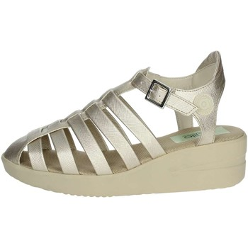 Zapatos Mujer Sandalias Agile By Ruco Line Agile By Rucoline  210(23-A) Sandalias Mujer Oro Oro