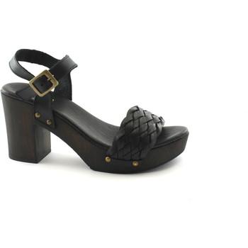 Zapatos Mujer Zuecos (Mules) Divine Follie DIV-E18-609-238-NE Nero