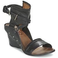 Zapatos Mujer Sandalias Airstep / A.S.98 KOKKA Negro