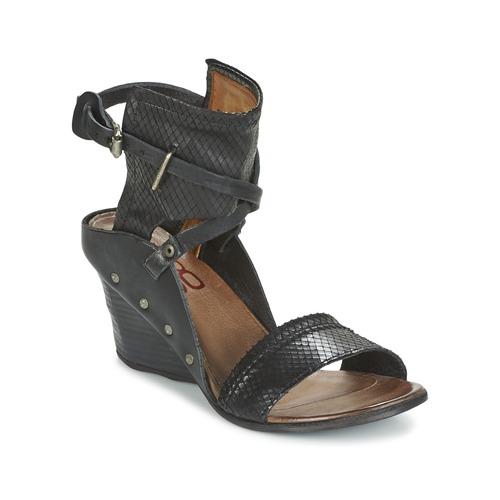 Los últimos zapatos de hombre y mujer Airstep / A.S.98 KOKKA KOKKA A.S.98 Negro - Envío gratis Nueva promoción - Zapatos Sandalias Mujer b9f883
