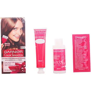 Belleza Mujer Tratamiento capilar Garnier Color Sensation 6.0 Rubio Oscuro 1 u