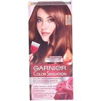 Belleza Mujer Coloración Garnier Color Sensation Intensissimos 6,46 Cobre Intenso 1 u