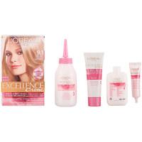 Belleza Tratamiento capilar L'oréal Excellence Creme Tinte 9,1 Rubio Claro Claro Ceniza 1 u