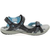 Zapatos Mujer Sandalias Elementerre Curcuma Gris Gris