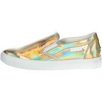 Zapatos Mujer Slip on Agile By Ruco Line 2813(54-A) Oro