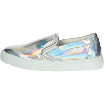 Zapatos Mujer Slip on Agile By Ruco Line 2813(62-A) Plata