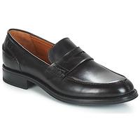 Zapatos Hombre Mocasín Carlington JALECK Negro