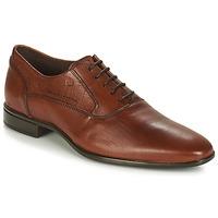 Zapatos Hombre Richelieu Carlington JIPINO Cognac