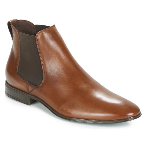 Zapatos Hombre Botas de caña baja Carlington JEVITA Marrón